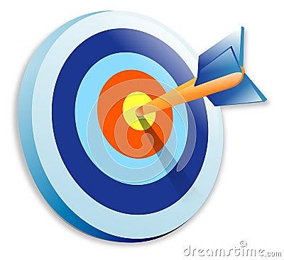 Free Bullseye Royalty Free Stock Images - 773659