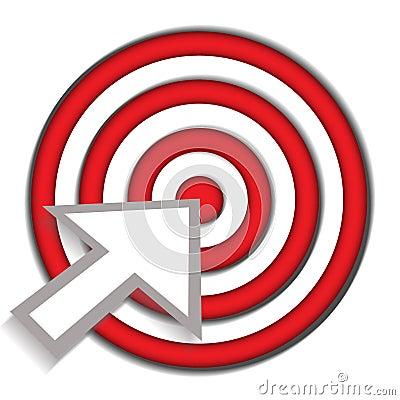 Bulls Eye Bullseye Success Royalty Free Stock Photos - Image: 602228