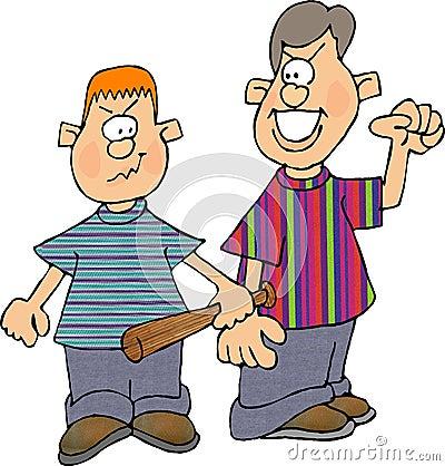 Bully boys