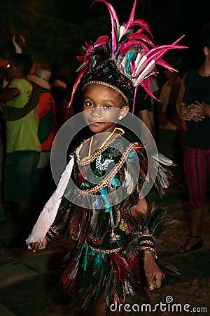 Bumba meu boi festival carnival brazil Editorial Photography