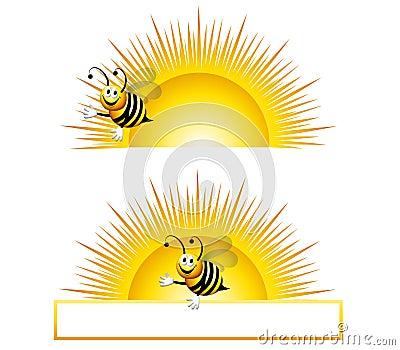 Bumblebee Sunrise