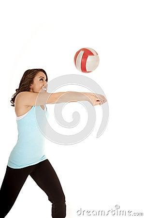 Bump ball