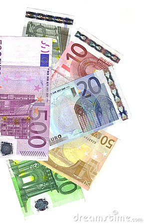 Bunch of banknotes