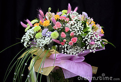 Picture Beautiful Nature on Bunch Of Beautiful Flowers Royalty Free Stock Image   Image  16698796