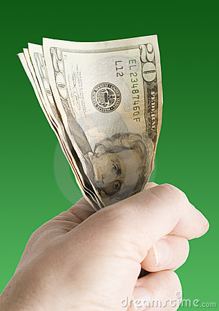 Bunch of Dollars