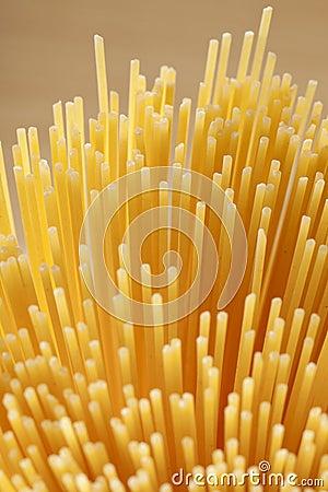 Bunch of italian spaghetti