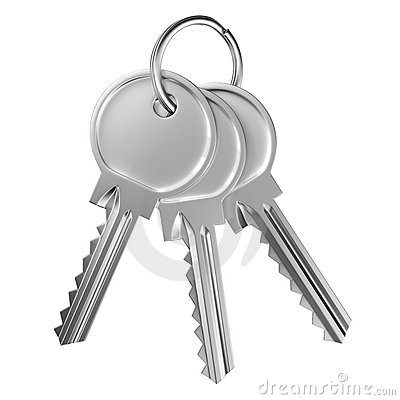 Bunch Of Keys Stock Images Image 14721114