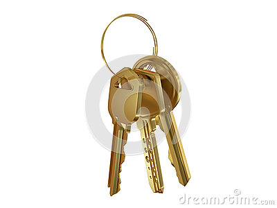 Bunch Of Keys Stock Images - Image: 25292954