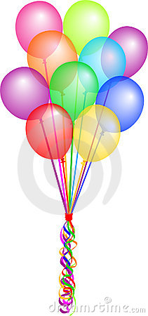 Free Bunch Of Balloons/eps Stock Photos - 1120613