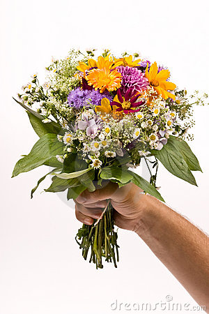 Free Bunch Of Flowers Royalty Free Stock Images - 4770469