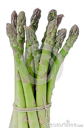 Free Bunch Of Green Aspargus Stock Photos - 27415233