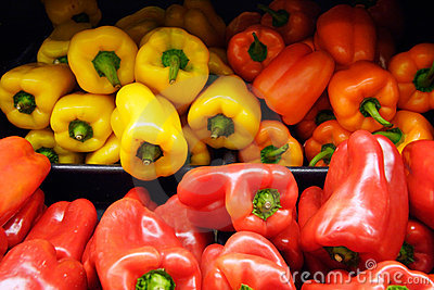Bunch of peppers