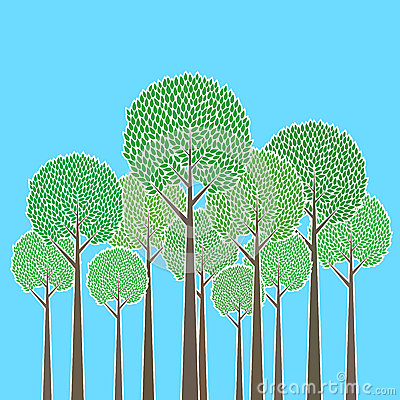Bunch of Trees