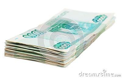 Bundle of bills