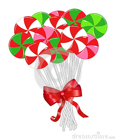 Bundle of Festive Lollipops