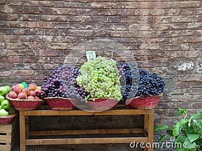 Bundle of Grapes