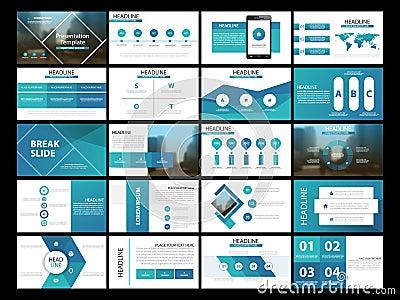 20 Bundle infographic elements presentation template. business annual report, brochure, leaflet, advertising flyer, Vector Illustration