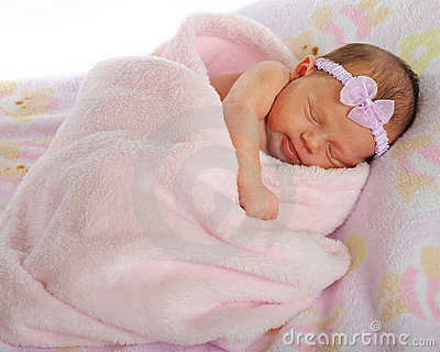 Bundled Newborn