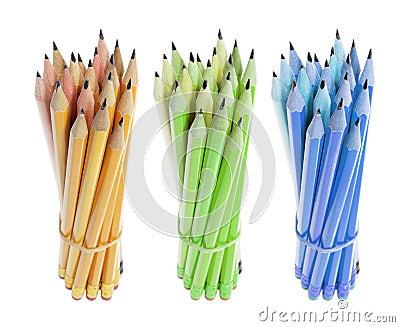 Bundles of Pencils