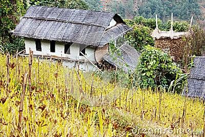 Bung - The Nepal counryside