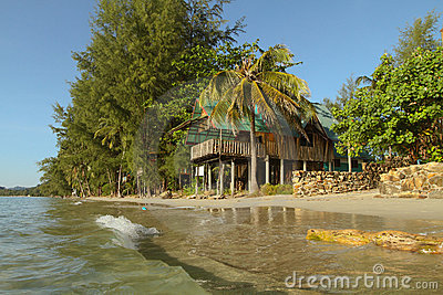 Bungalow on the shores