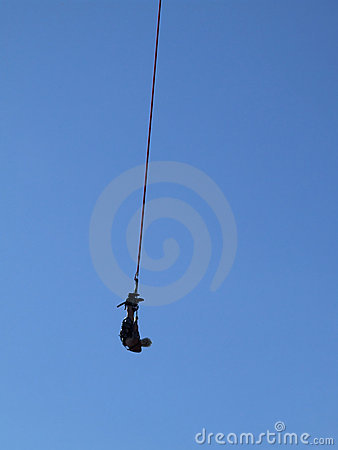 Bungee jumping 02
