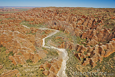 Bungle Bungles Range