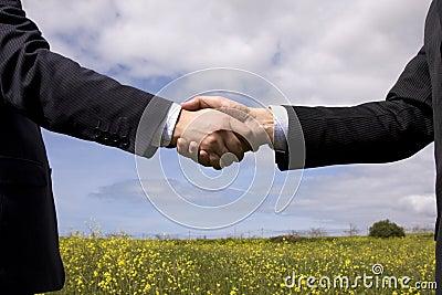 Bunisess deal