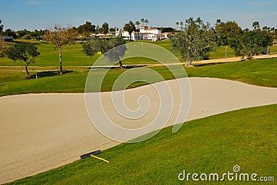 Bunker golf
