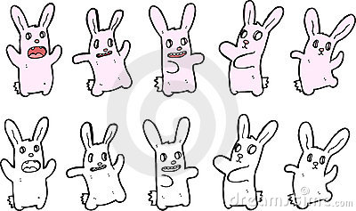 Bunny illustrations