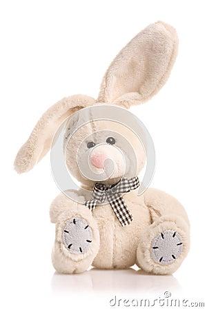Free Bunny Rabbit Cuddly Toy Stock Photo - 18896900