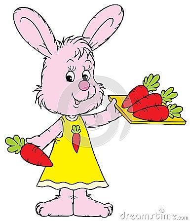 Bunny (vector clip-art)