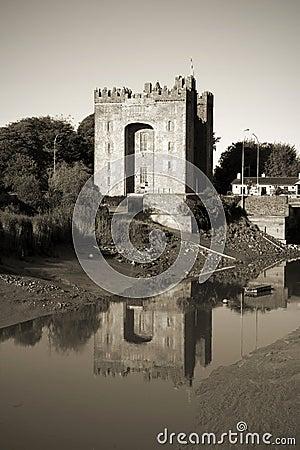 Bunratty castle of Ireland