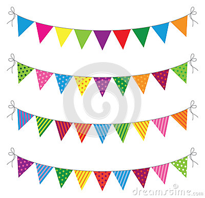 Free Bunting Royalty Free Stock Images - 30314819