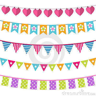 Bunting collection