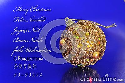 Lettera Di Auguri Di Natale In Inglese.Auguri Di Buon Natale In Inglese