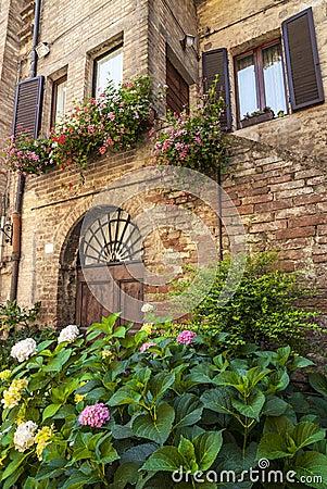 Buonconvento (Siena, Tuscany)