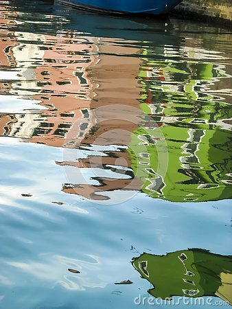 Free Burano Abstract Royalty Free Stock Image - 143480506