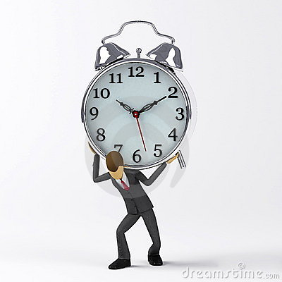 Burden of time