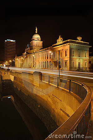 Bureau de douane Dublin