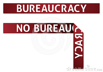 Bureaucracy Red Tape