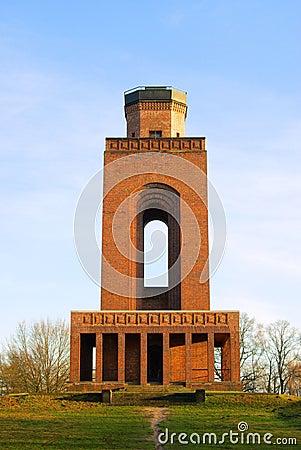 Free Burg Bismarck Tower Royalty Free Stock Photos - 12134458