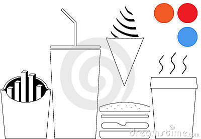 Burger menu icons