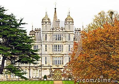 Burghley (Burleigh) house, Stamford, England