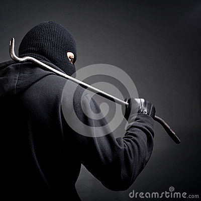 Free Burglar Stock Photos - 26288513