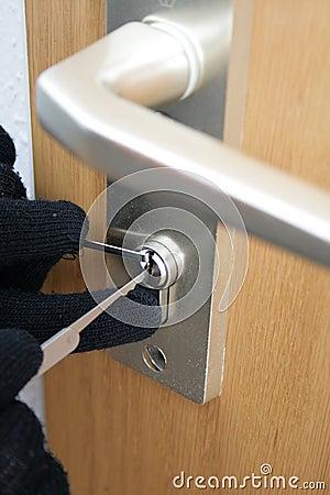 Free Burglary Stock Photo - 4933720