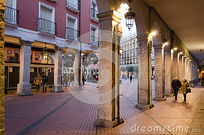 Burgos Editorial Image