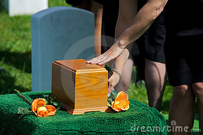 Burial Farewell