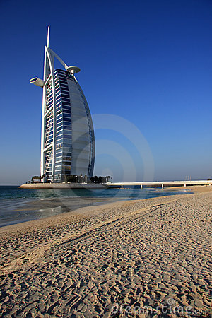 Burj Al Arab Editorial Stock Image