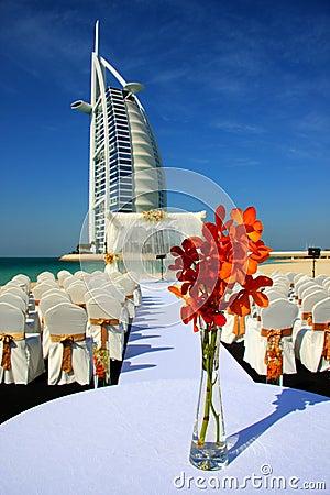 Burj Al Arab Editorial Image